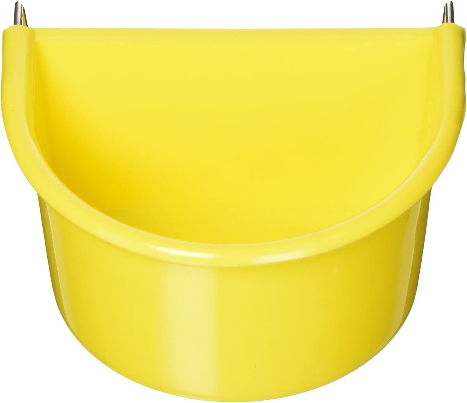 Living World Large Seed Cup for Parrots Assorted Colors
