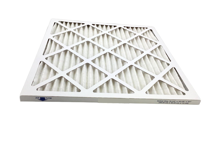 6 Pack Atomic 16x20x1 Merv 13 Allergy Elite Pleated Air Filter