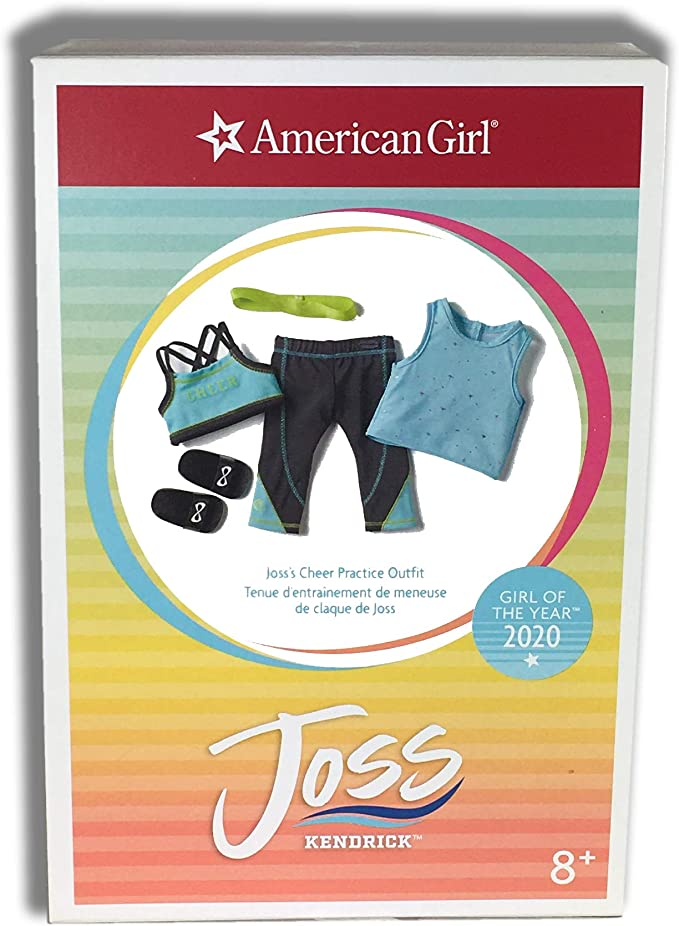 American Girl Joss Kendrick Cheer Team Jacket New In A Box