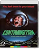 Contamination [Dual Format Blu-ray + DVD]