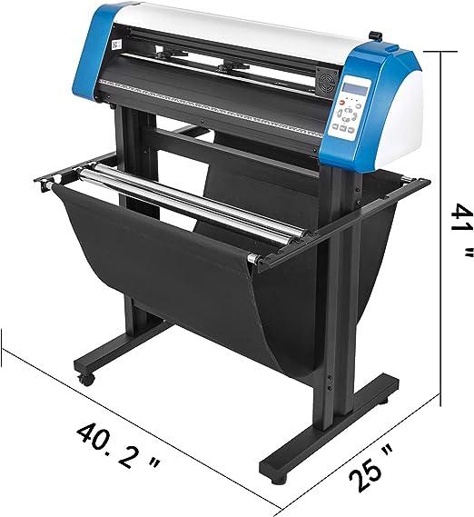 Amazon.com: VEVOR - Kit de cortador de vinilo, diseño y ...