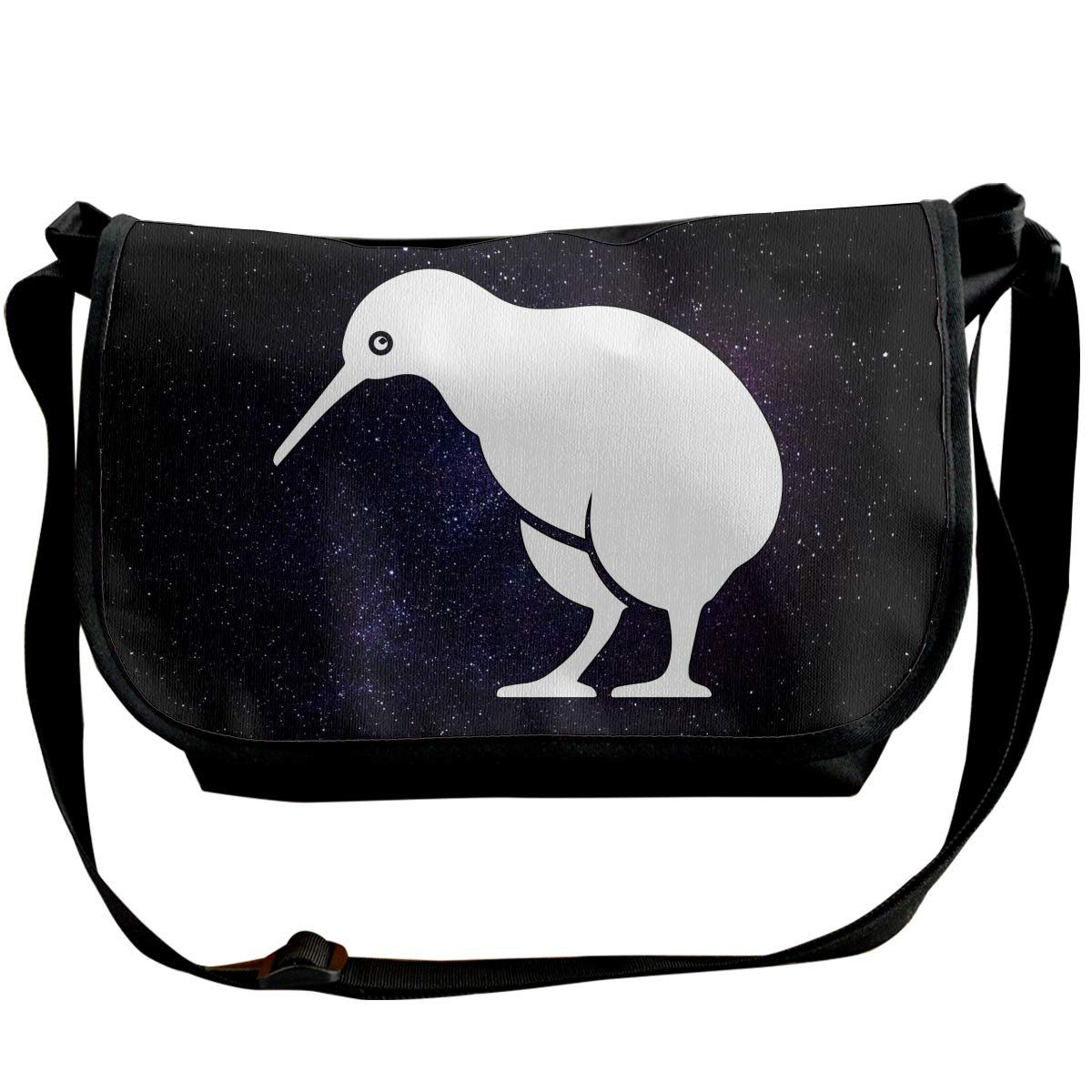 Kiwi Bird Unisex Cross Body Bags Personalized Handbag