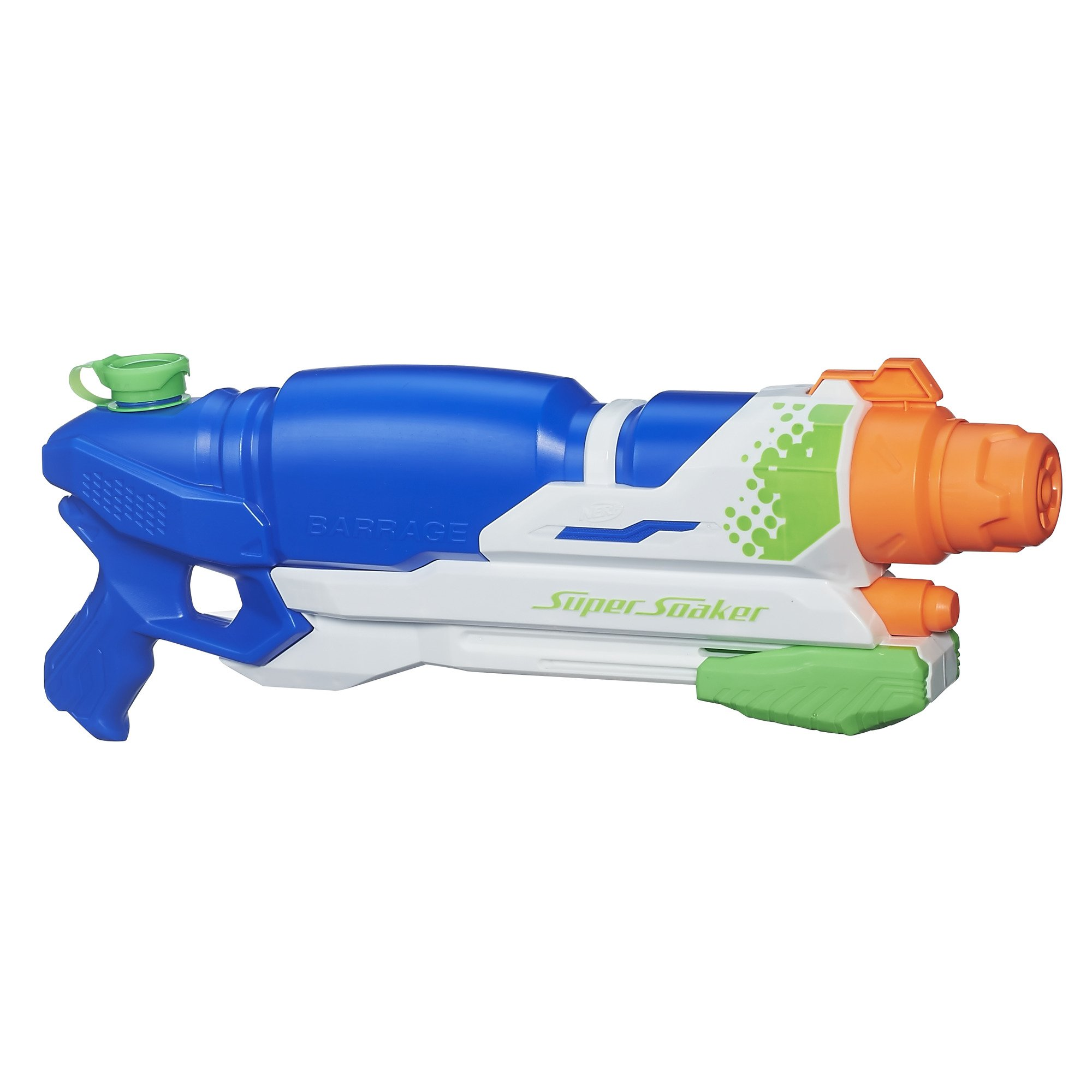 NERF SuperSoaker SOA Barrage Toy by NERF