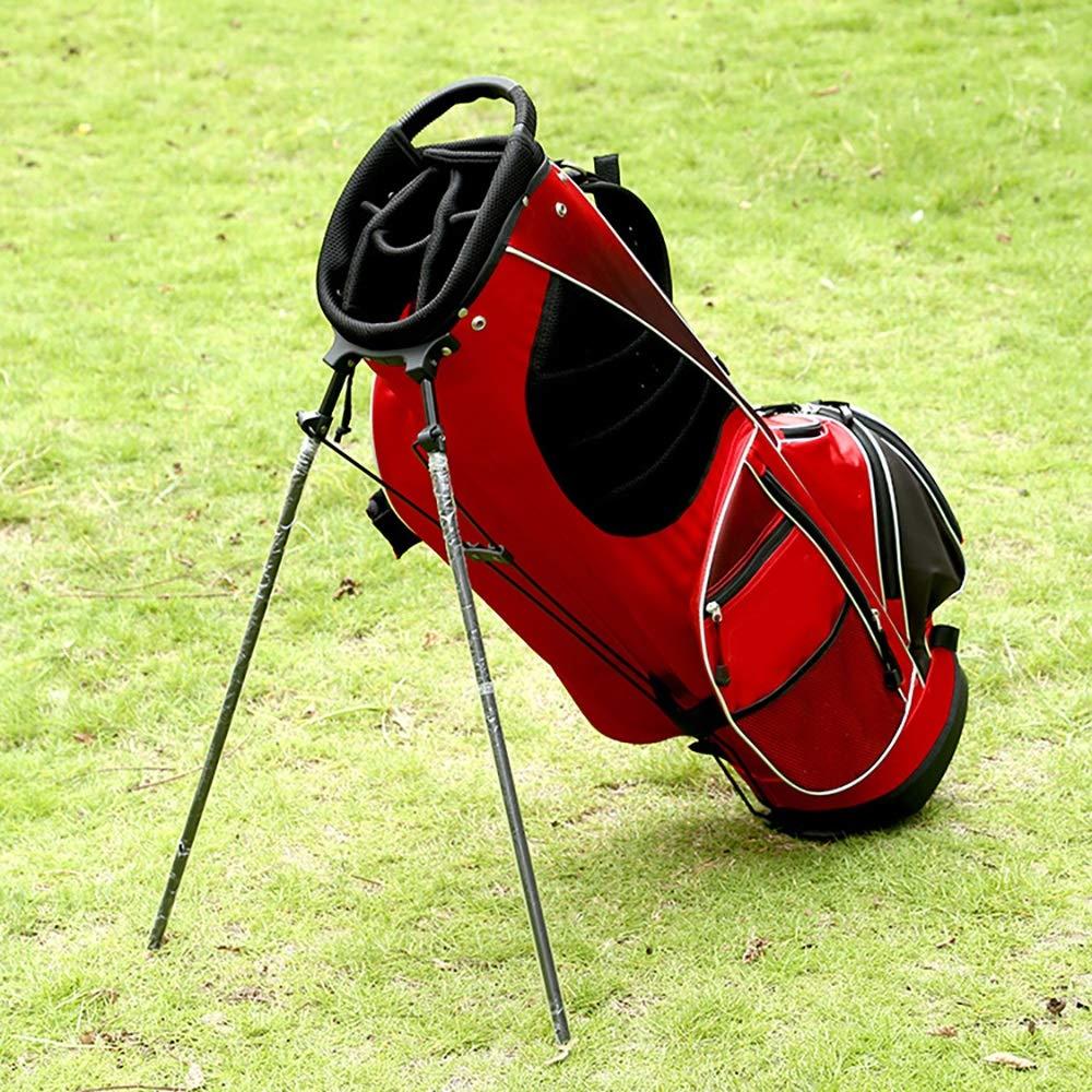 ZXX Bolsa de Golf roja para Hombres y Mujeres.: Amazon.es ...