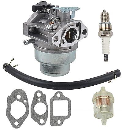 Amazon.com: Anzac GCV160 Carburador para Honda GCV160A ...