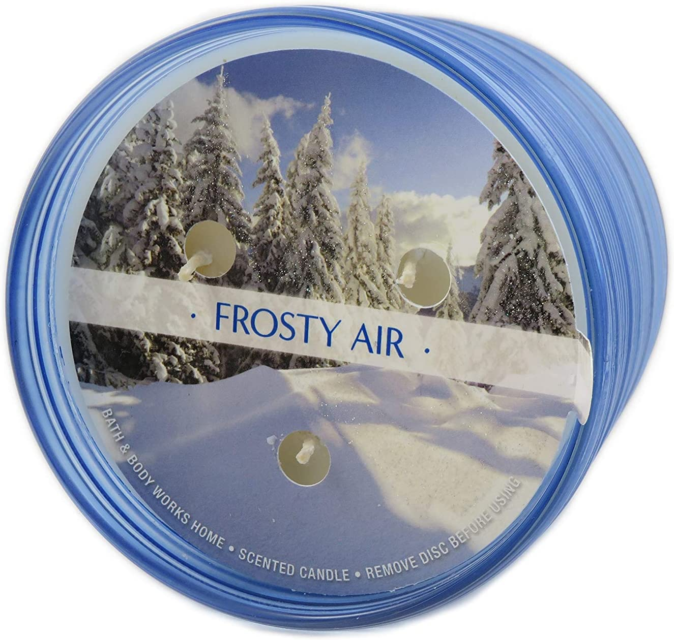 Bougie 3 Mèches Frosty Air Bath and Body Works