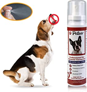 Dog Spray - Anti Chew Spray Deterrent for Dogs, No Chew Pet Corrector Bitter Spray for Dogs 175ml