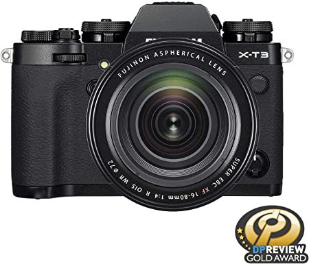Fujifilm X-T3 Camera w/XF16-80mm Lens Kit -Black product image 10