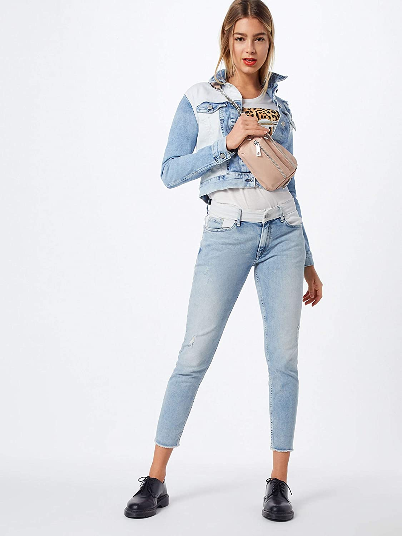 Pepe Jeans Tess Mix Chaqueta para Mujer