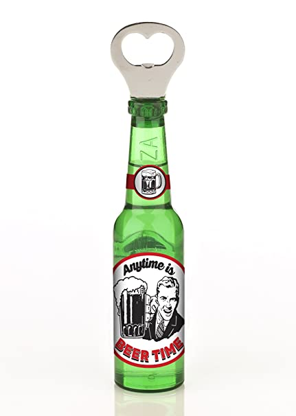 Boxer Abrebotellas - Jarra de Cerveza Tiempo en Cualquier Momento