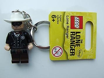 Lego Lone Ranger The Lone Ranger Keychain