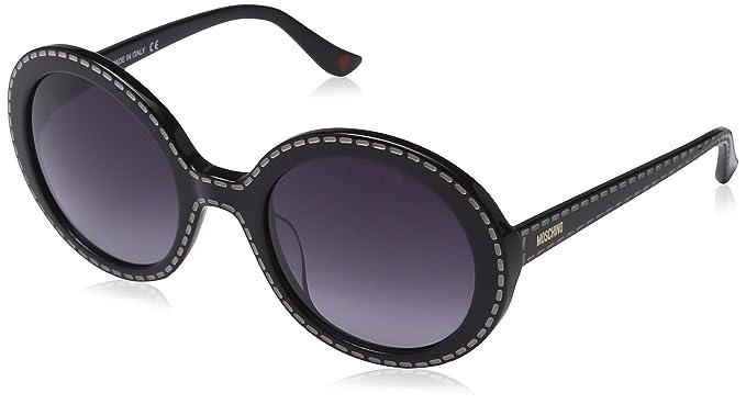 Moschino - Gafas de sol Redondas MO760S para mujer: Amazon ...