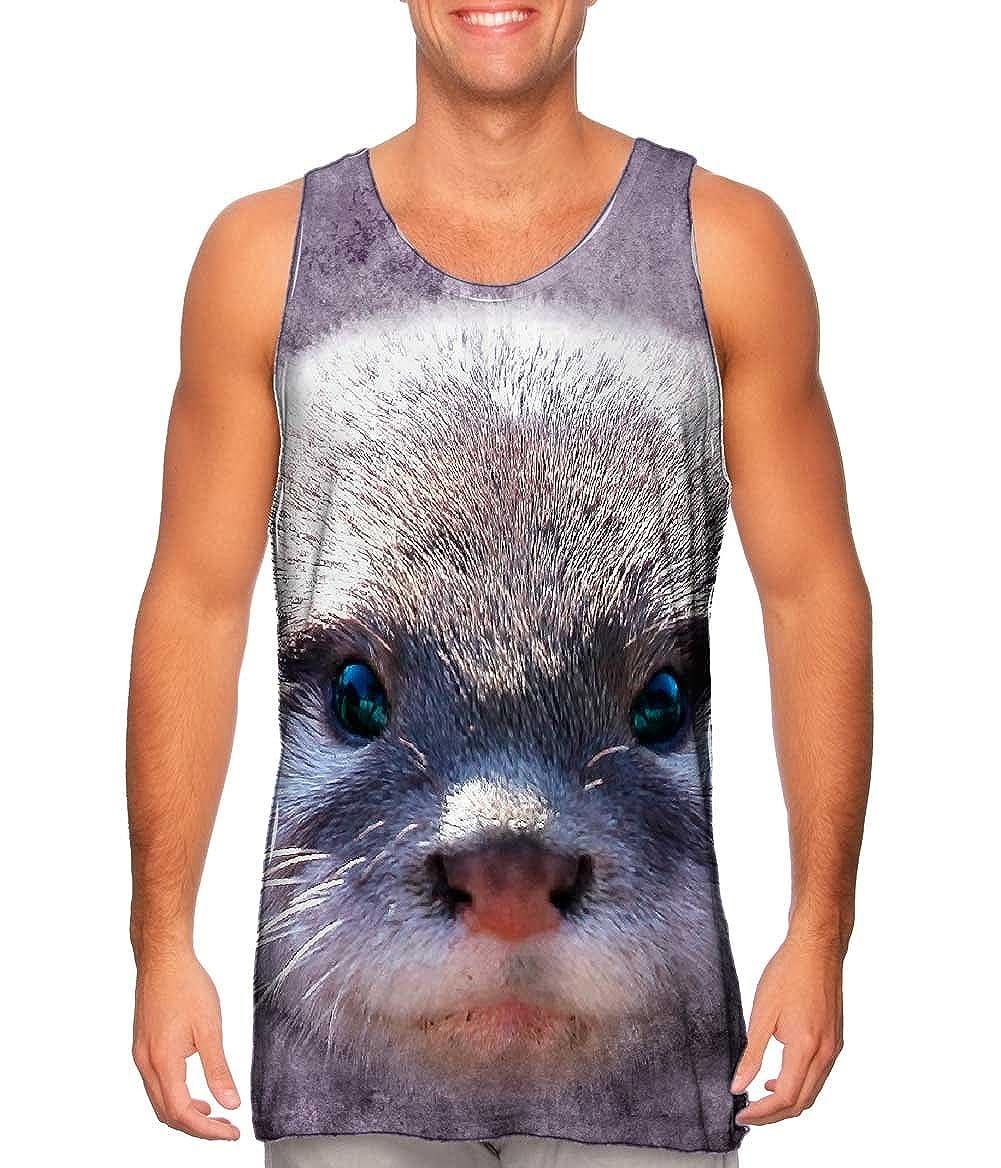 AnimalShirtsUSA Mens Tank Top TShirt Party Leo