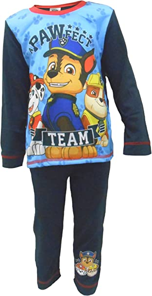 Thingimijigs Patrol Chase /& Marshall Little Boys Pajamas