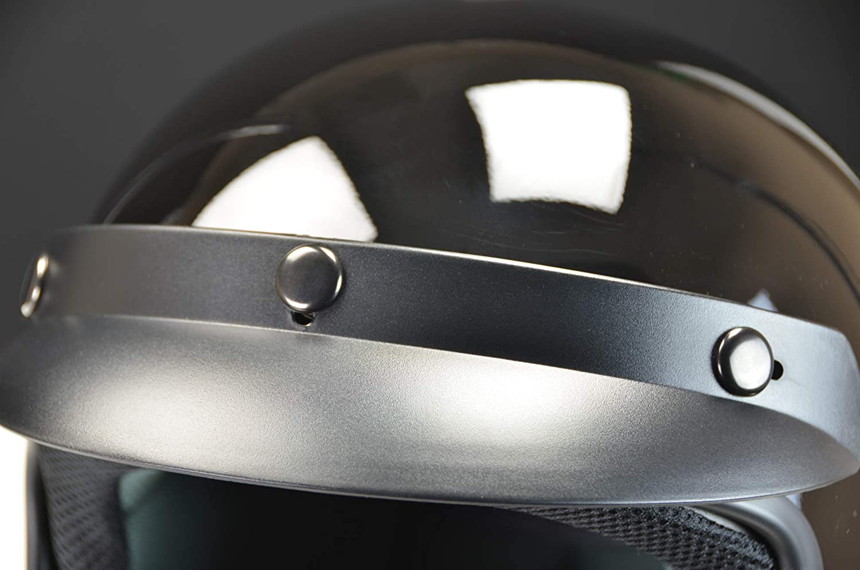 Vega Helmets Unisex-Child Style CO5 Youth Open Face Helmet Pink Large 8100-364