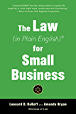 The Law (in Plain English) for Small Business (Fifth Edition)