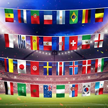 f9f0c5120fdd World Cup 2018 Football Bunting