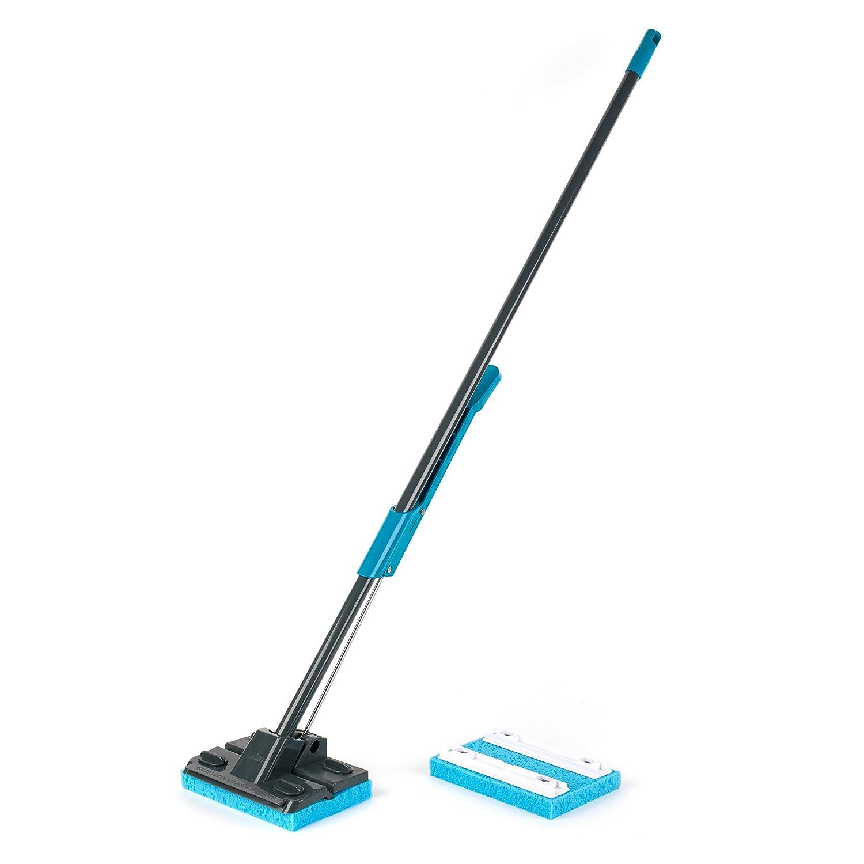 Beldray Sponge Mop, Black/Blue, 131 x 22 x 32 cm LA050915