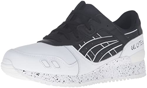 finest selection 1ced6 8c9be ASICS Men s Gel-Lyte III Fashion Sneaker, Black, ...