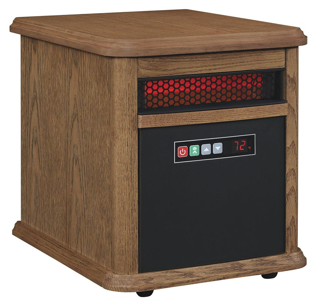 Quartz Infrared Portable Space Heater