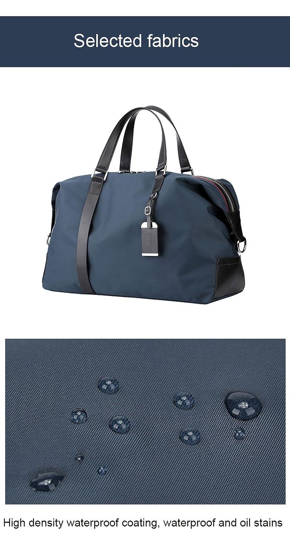 2cf4b0fc1b96 Amazon.com : BZFjy Travel Bag Handbag Sports Fitness Bag Men's Large ...