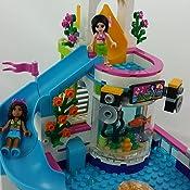 Amazon Com Lego Friends Heartlake Summer Pool 41313 New
