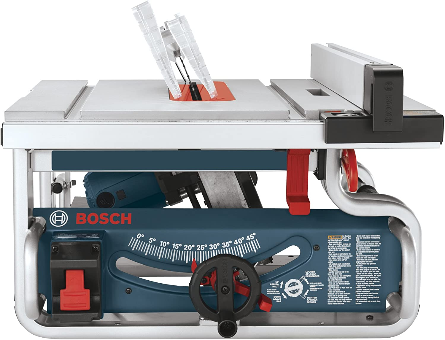 Bosch GTS1031 Table Saws product image 10