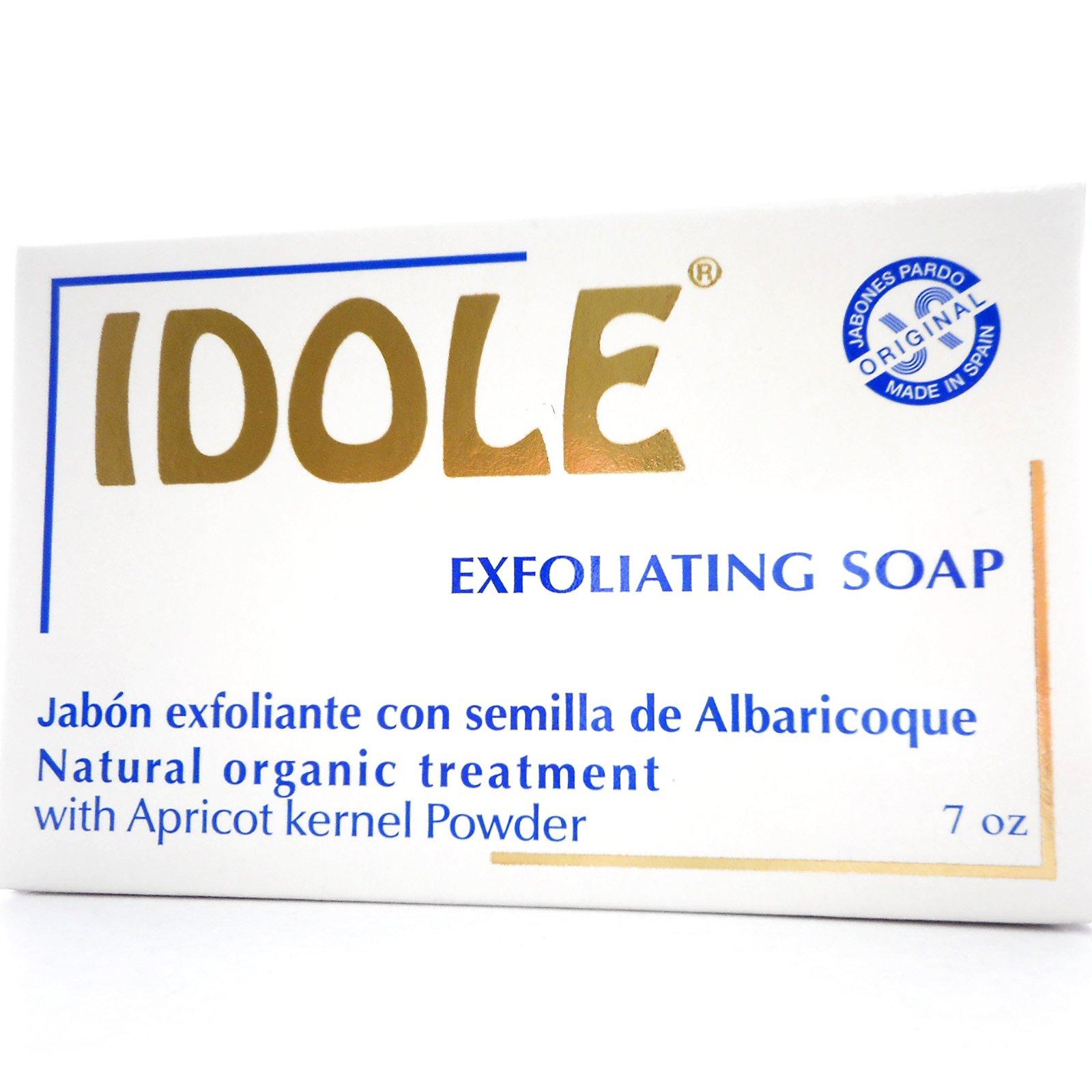 Amazon.com : Idole Lightening Exfoliating Soap 7 oz. : Facial Soaps : Beauty
