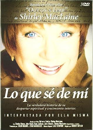 Lo Que Se De Mí [DVD]
