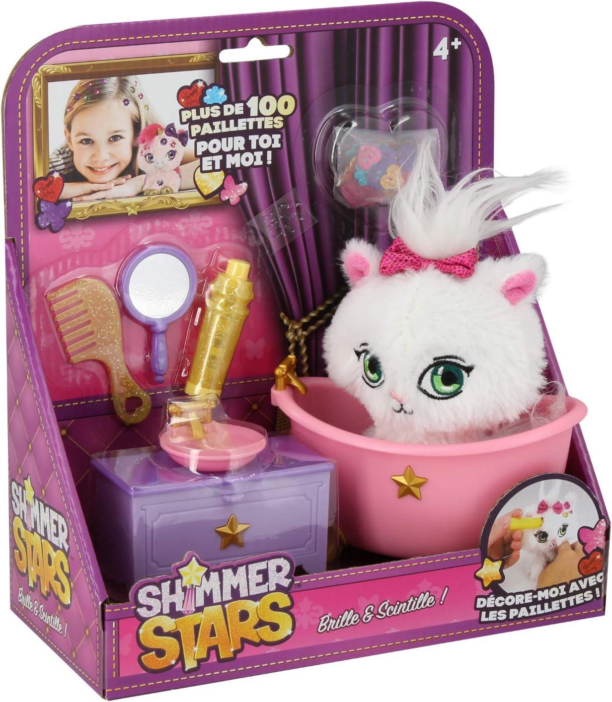 Taldec Shimmer Stars-My Cat Bathroom 35% OFF £10.19 @ Amazon
