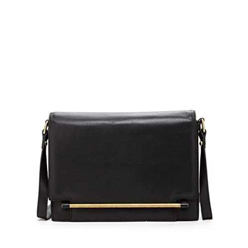 Crossbody Bags for Women Black Leather
