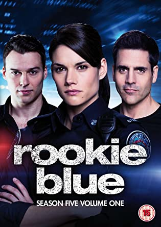 Amazon Com Rookie Blue Season 5 Volume O Import Anglais Movies Tv