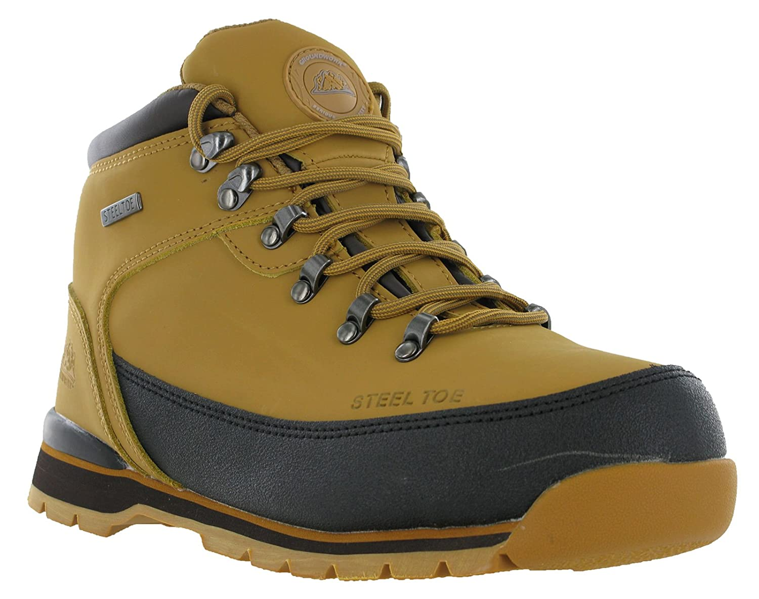 Unisex Adults Safety Boots Groundwork Gr387