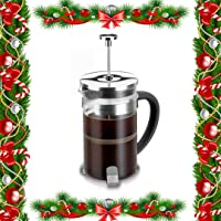 Korkmaz Pressa French Press 600 Ml Filtre Demlik A612