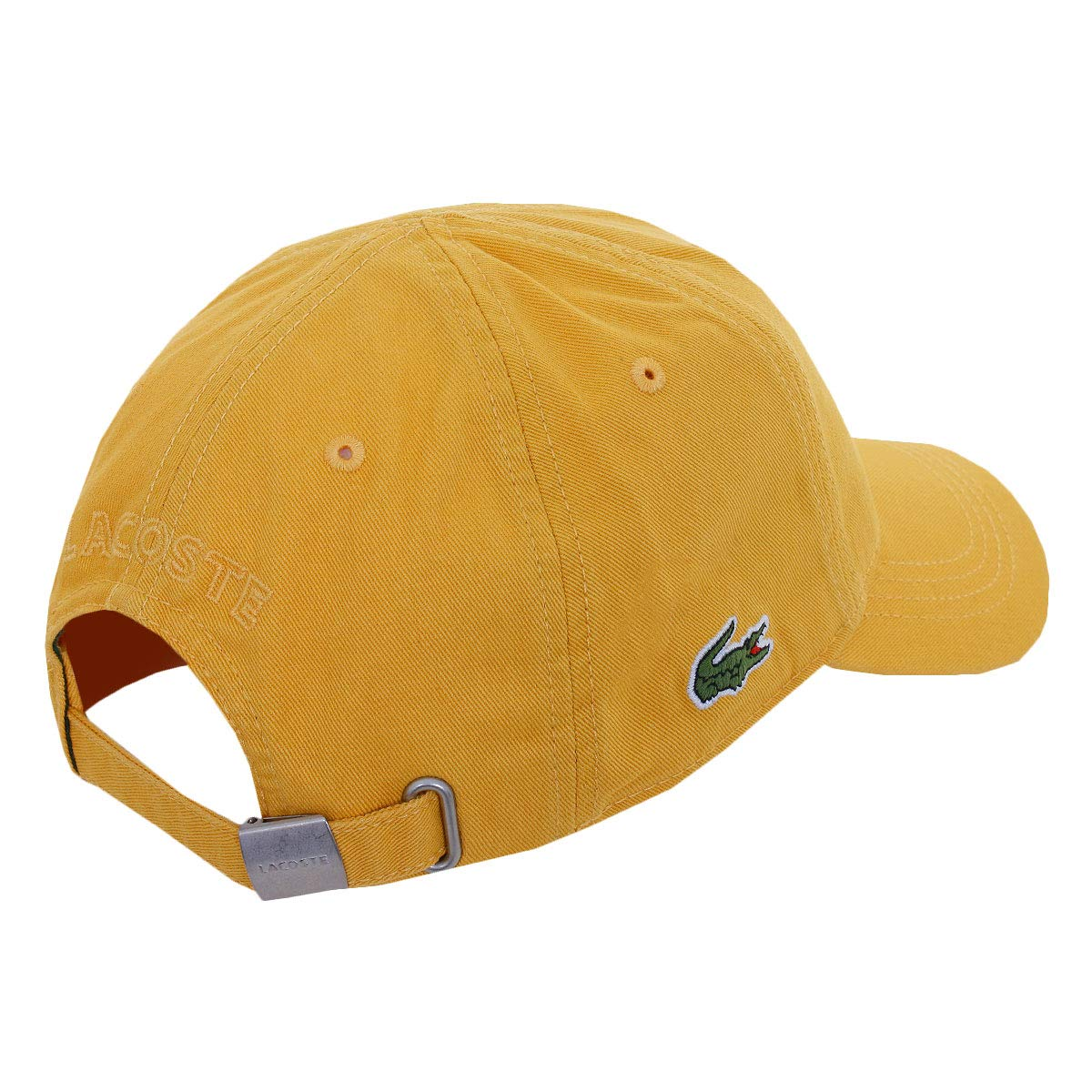 43976cefa75 Lacoste Men s RK9811-00 Plain Baseball Cap  Amazon.co.uk  Clothing