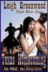 Texas Homecoming (Night Riders Book 1) Kindle Edition