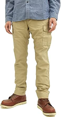 Japan Blue Jeans JB2402 Men's Slim Fit Cargo Pants
