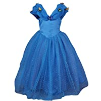 JerrisApparel Robe De Cendrillon Robe De Princesse Costume
