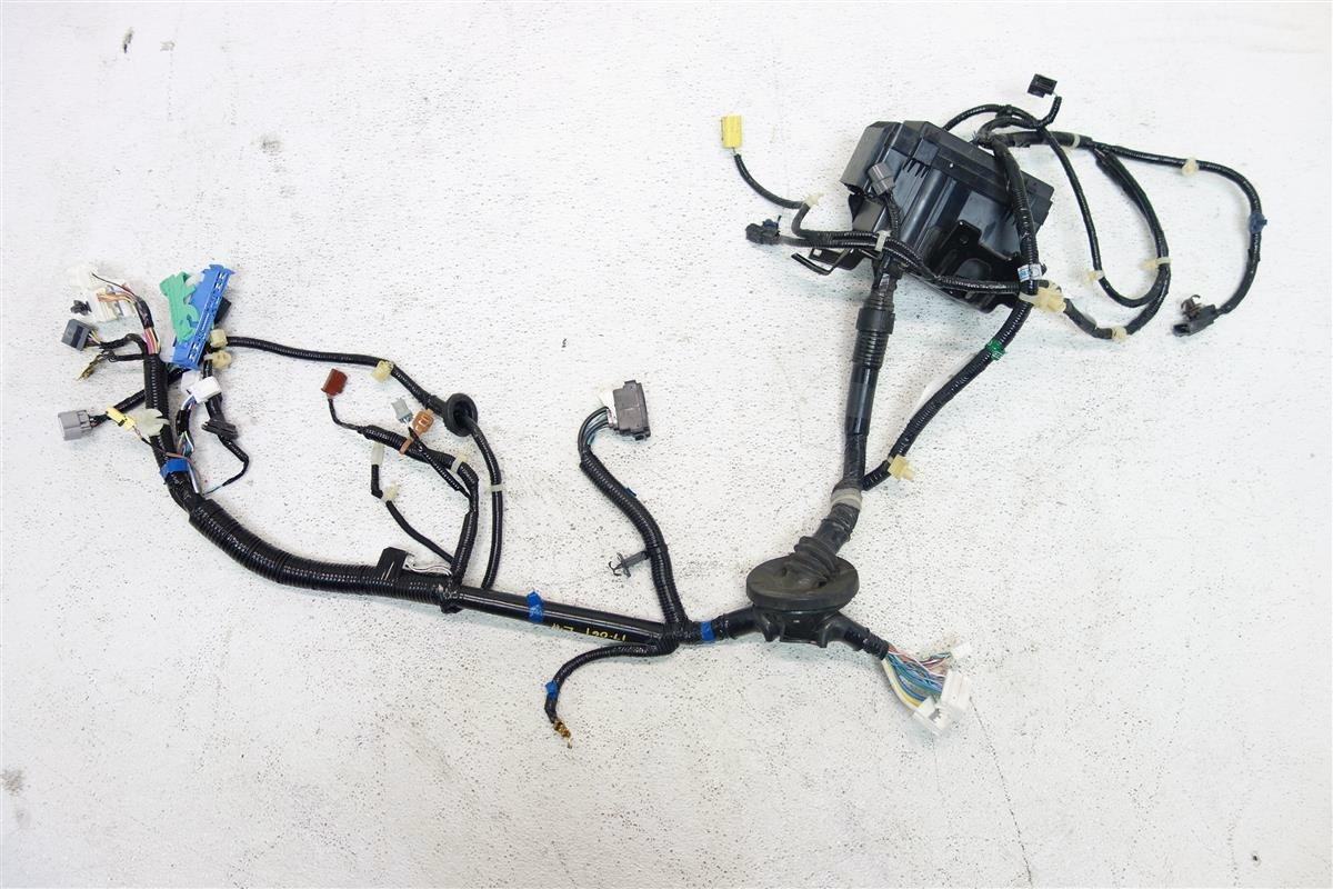 2014 2015 Acura Mdx Advance Left Driver Headlight Wire Wiring Harness 32120 Tz5 A10 Automotive