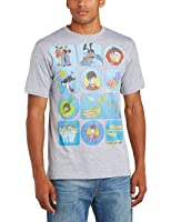 Rock Off The Beatles Sub Montage - T-shirt - Homme