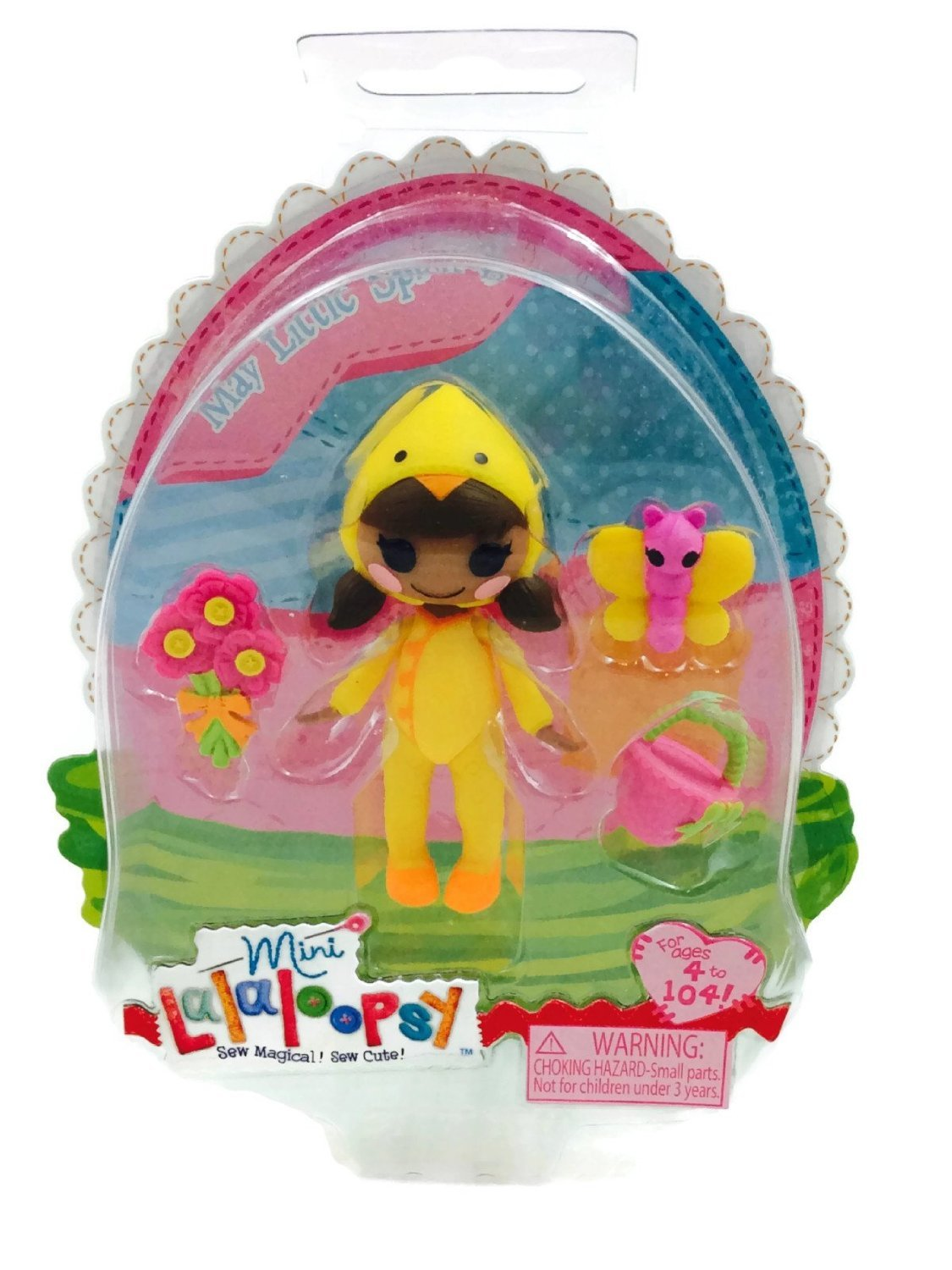 Mini Lalaloopsy May Little Spring