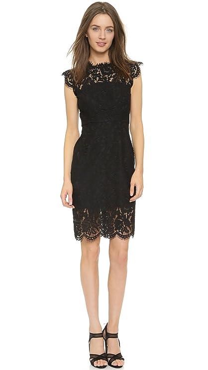 Amazon.com: Rachel Zoe Women's Suzette Lace Sheath Dress: Clothing