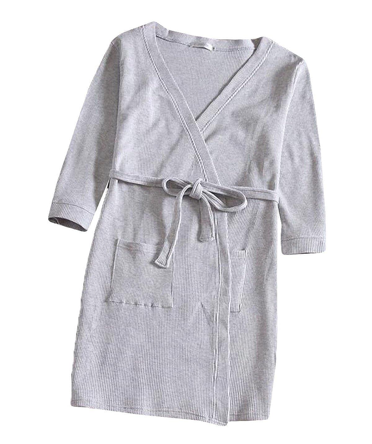 Men's Long-sleeved Bathrobes Cotton Robe PFSNR Ltd