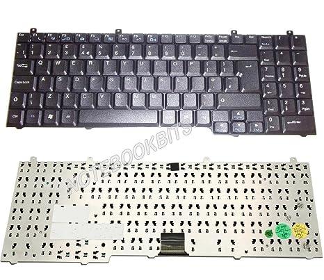 Nuevo Original Packard Bell EasyNote W3972 portátil Laptop teclado inglés UK Layout Black Color