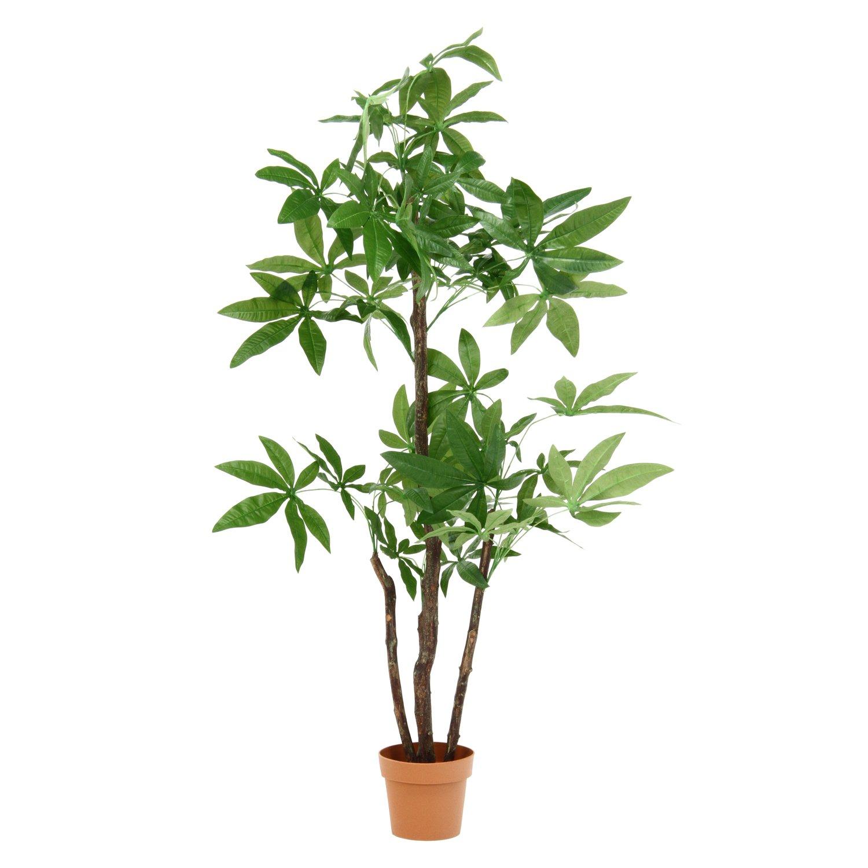 不二貿易 観葉植物 スプリット 高さ140cm グリーン 52667 B07143HQR5 スプリット/140cm