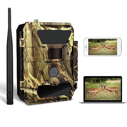 Cámara de seguridad 3G Wildkamera,3G Überwachungskamera ...