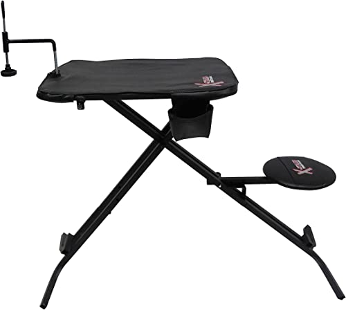 X-Stand Hunting Shooting Bench with Swivel Seat