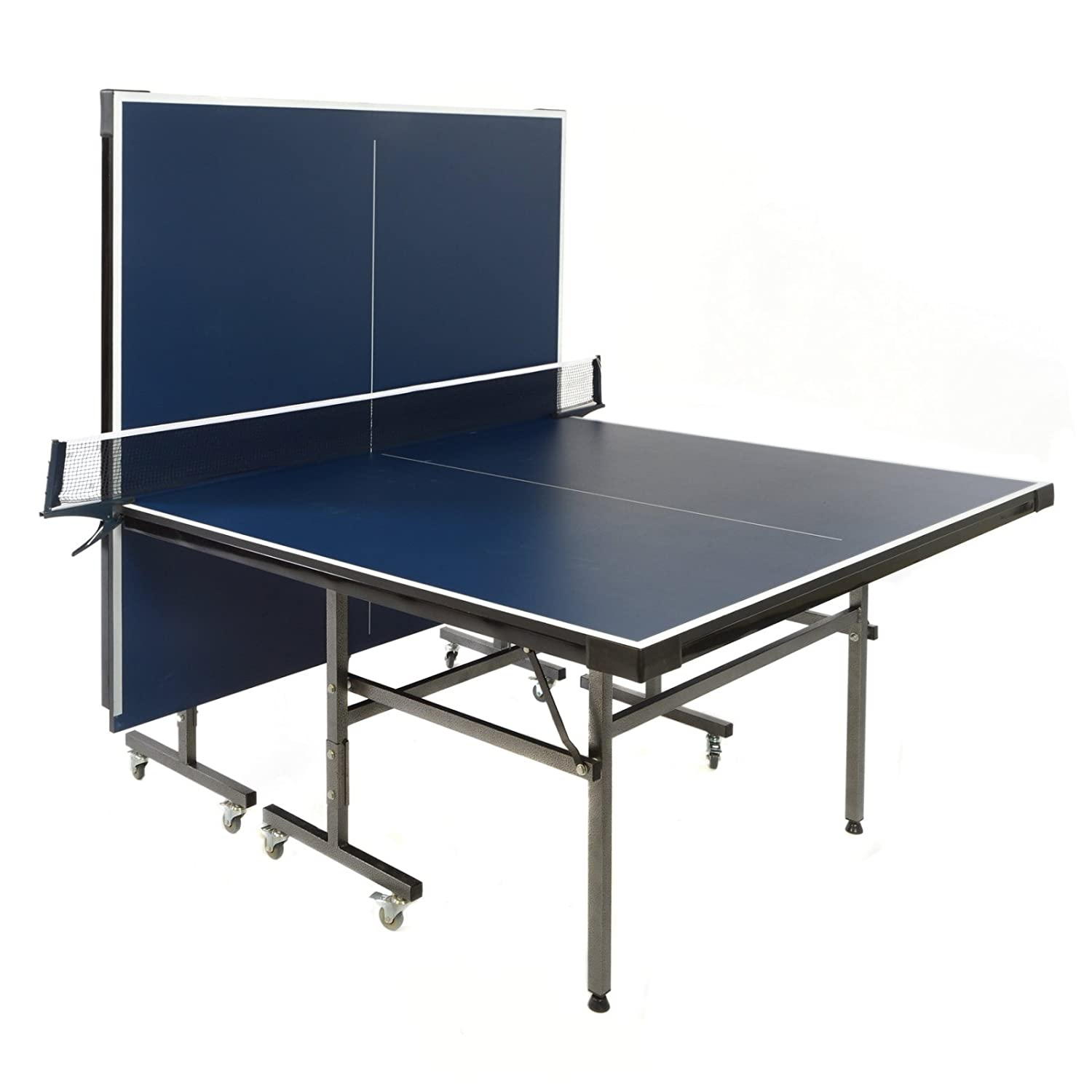 Amazon.com : Lion Sports Aurora Table Tennis Table (2 Piece) : Lion Sports  Ping : Sports U0026 Outdoors