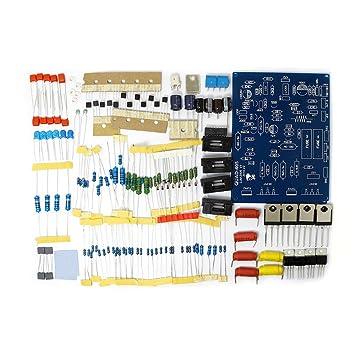 Q-BAIHE Quad 405 100W + 100W Amplificador de Potencia Kit
