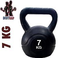 Bodygrip BGRIP5440 Kettlebell, 7Kg (Multicolour)